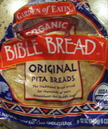 Garden of Eatin' Pita Bread