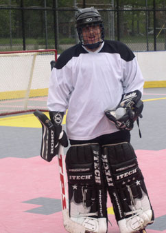 hockey-goalie