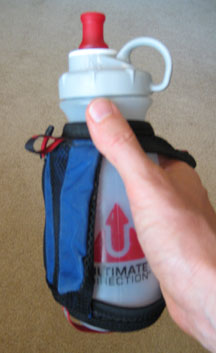 My Ultimate Direction Handheld Bottle