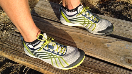Merrell shoes trail running