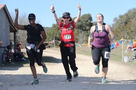 The finish feels pretty darn good! (Photo Copyright and Credit: Rick Kent / endurophoto.com)