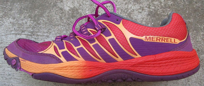 Merrell All Out Fuse Trail Running Shoes Reviews